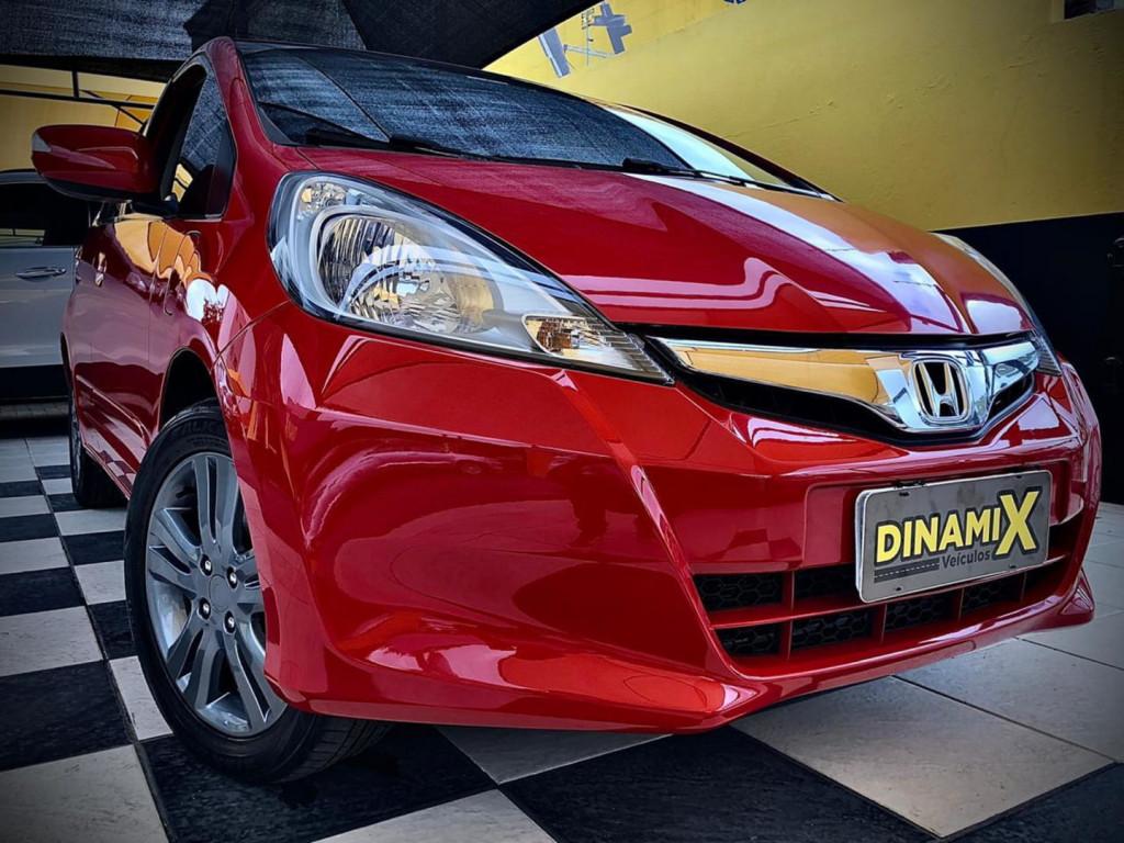 Honda Fit Ex 1.5 2013