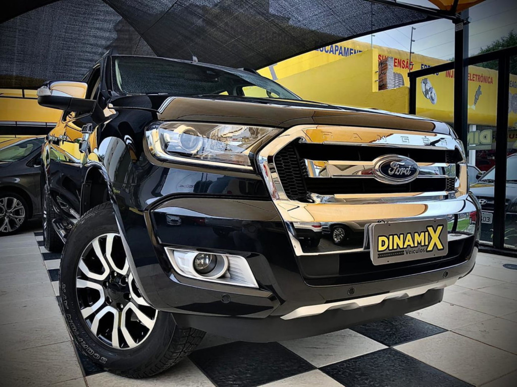 Ford Ranger Limited 3.2 4x4 2019 Impecavel!