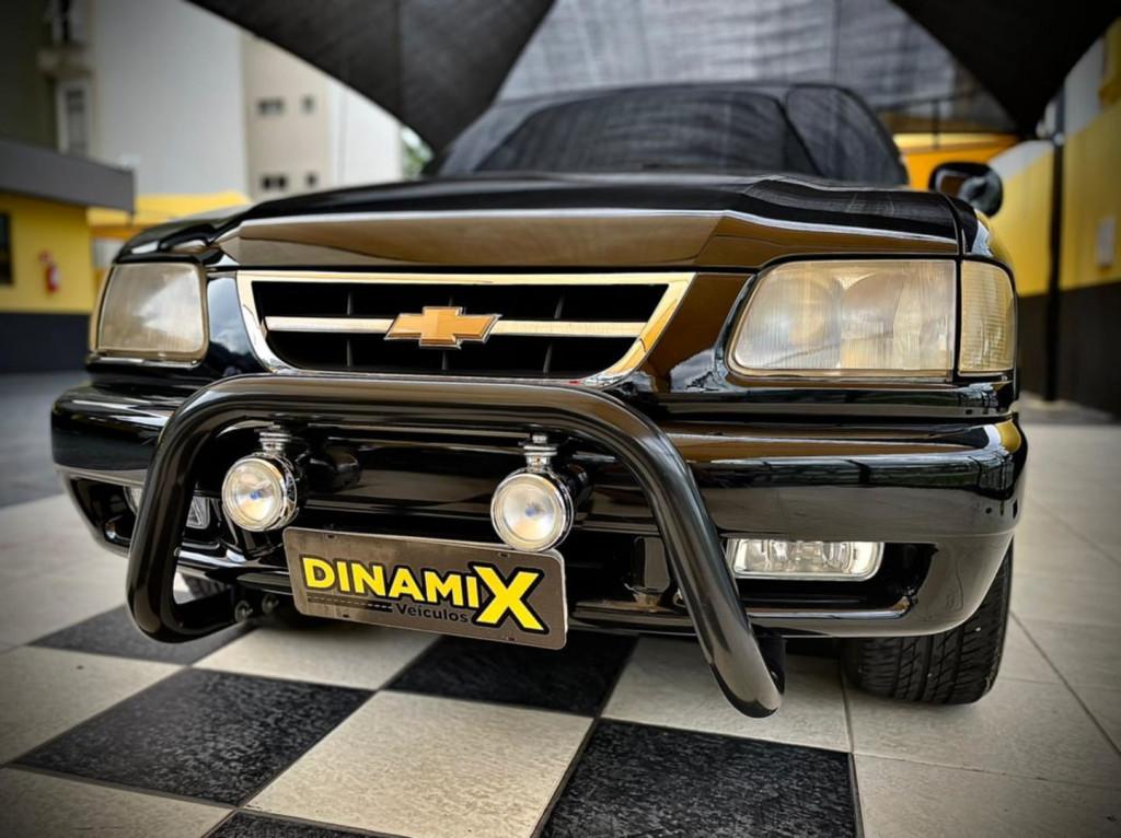 Imagem do veículo Chevrolet S10 Blazer Executive 4.3 1998