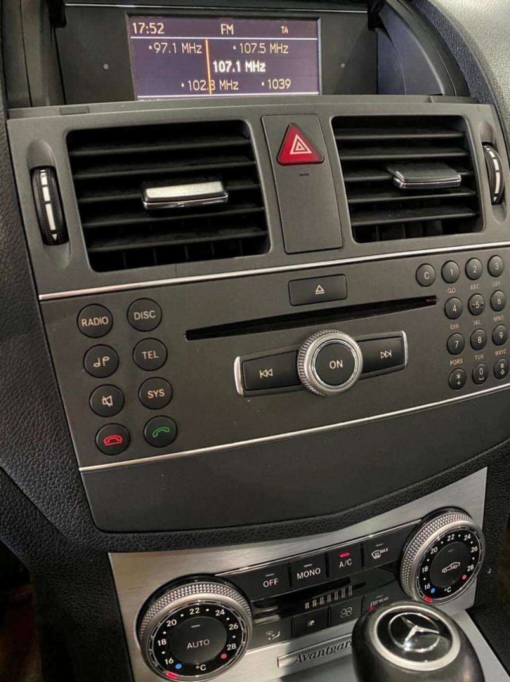 Imagem do veículo Mercedesbenz C 200 Cgi Avantgarde 2011