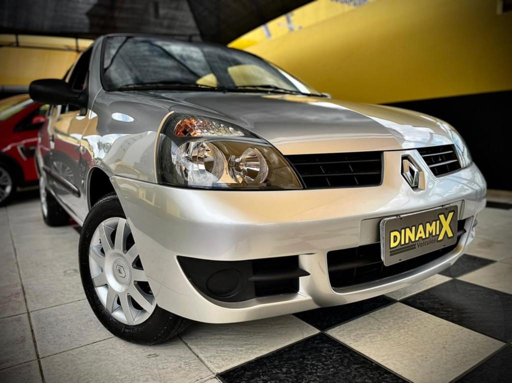 Renault Clio 1.0 2011 Completo!