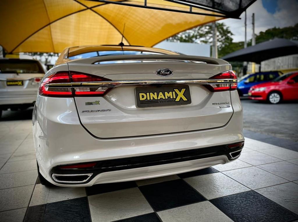 Imagem do veículo Ford Fusion Titanium 2.0 2018