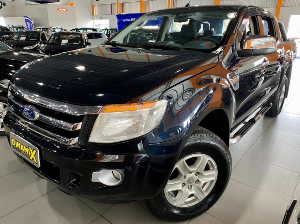 Ford Ranger Xlt 3.2 4x4 2013