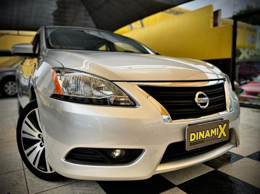 Nissan Sentra Sl 2.0 2014