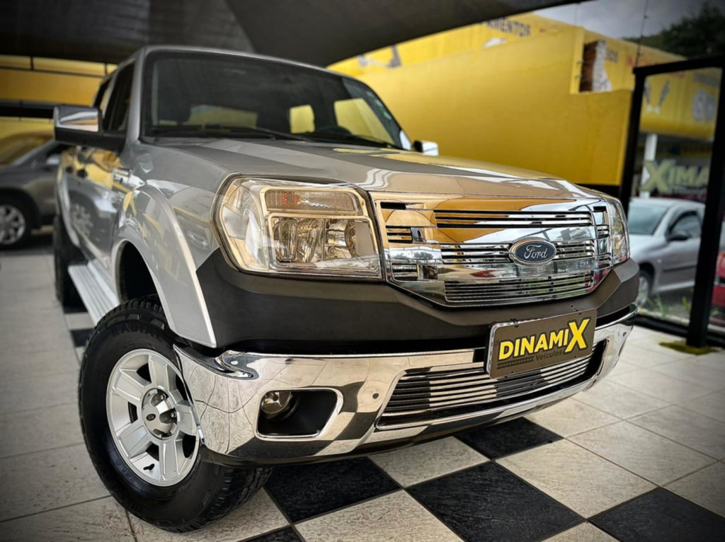 Ford Ranger Limited 3.0 4x4 2012
