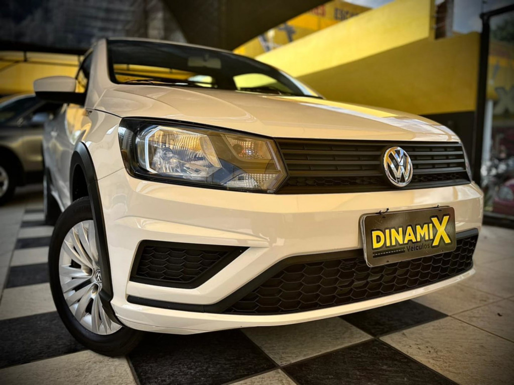 Volkswagen Saveiro 1.6 Robust 2020