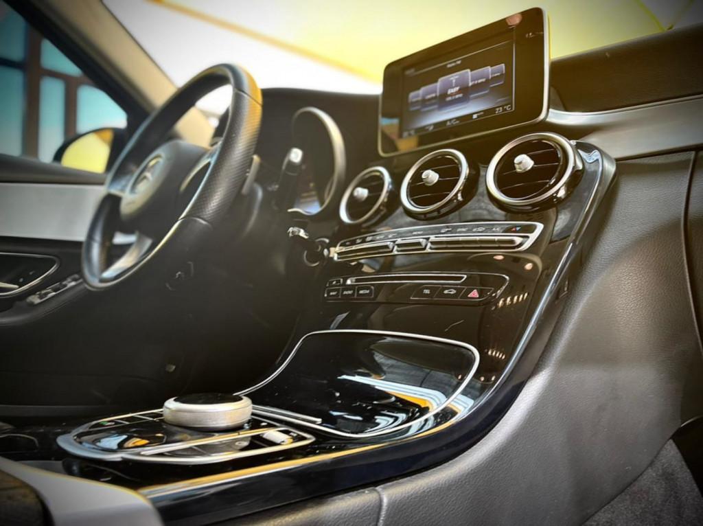 Imagem do veículo Mercedes C 180 Avantgard 1.6 2016