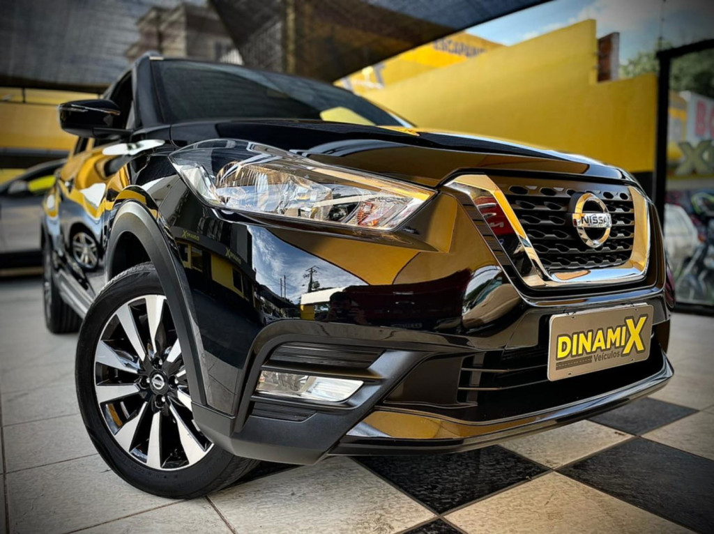 Nissan Kicks Sv 1.6 2018