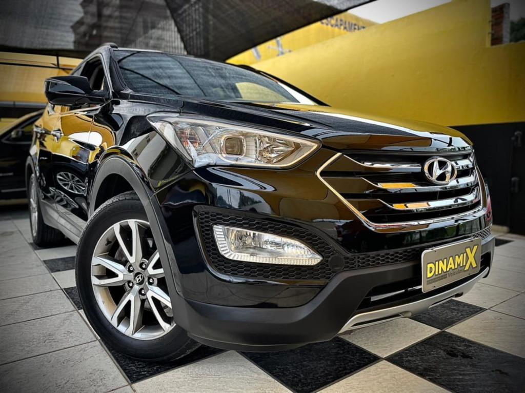 Hyundai Santa Fe Gls 3.3 4x4 2014