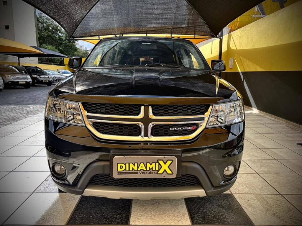 Imagem do veículo Dodge Journey Rt 3.6 2017 Unica Dona!