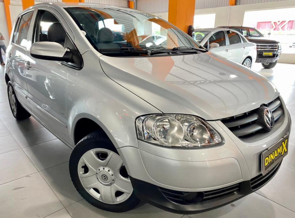 Volkswagen Fox 1.6 Plus 2009 Unica Dona!