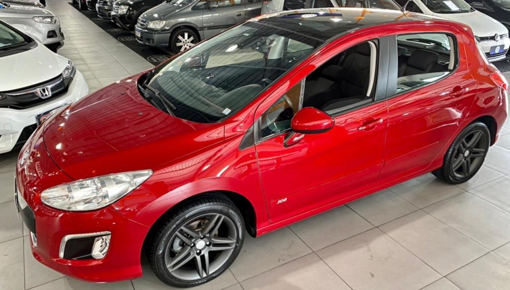 Imagem do veículo Peugeot Active 308 1.6 2015