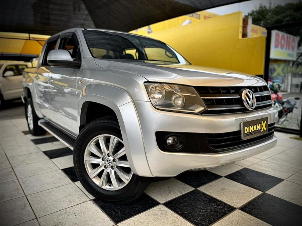 Volkswagen Amarok Trendline 2.0 4x4 2011