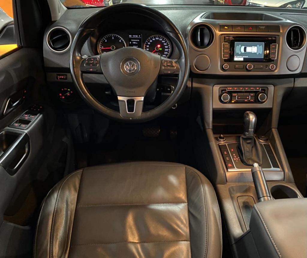 Imagem do veículo Volkswagen Amarok 2.0 Highline 2015