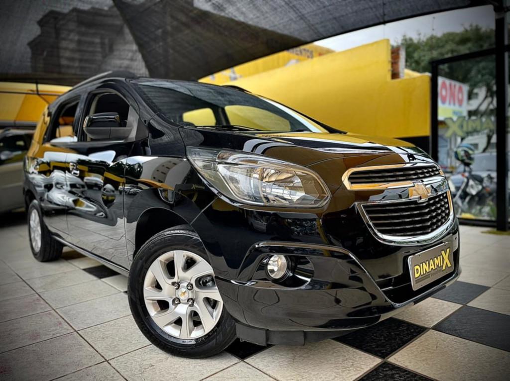Chevrolet Spin 1.8 Ltz 2017 Unica Dona!