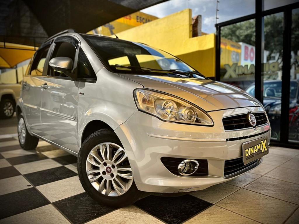 Fiat Idea Essence 1.6 2011
