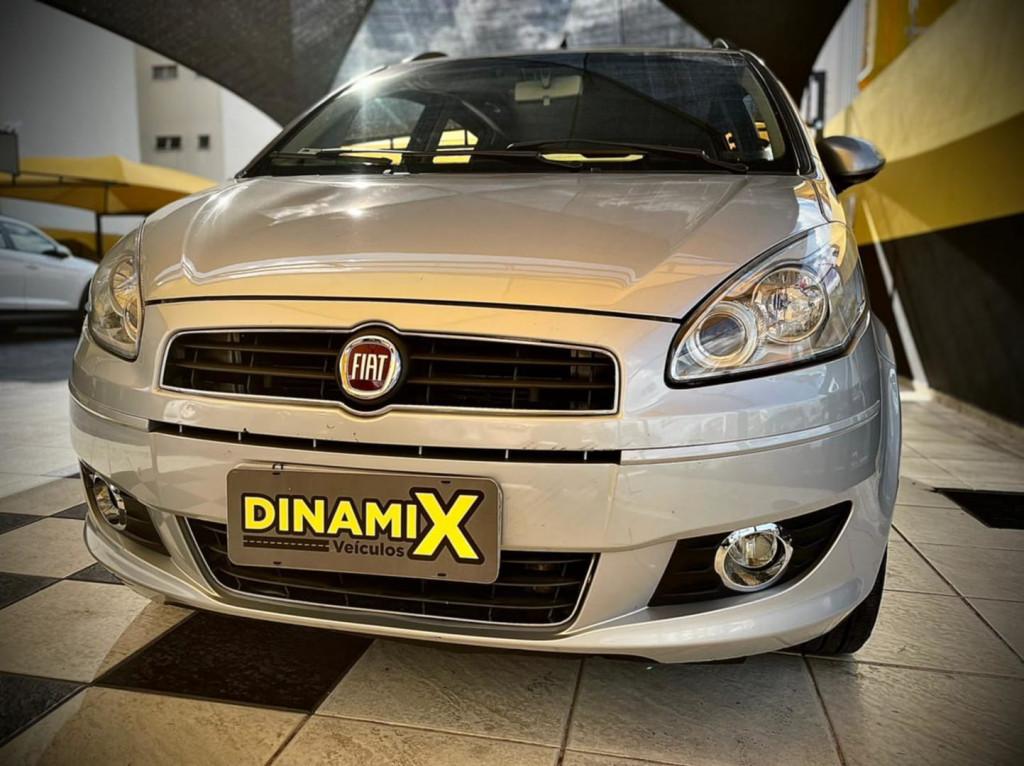 Imagem do veículo Fiat Idea Essence 1.6 2011