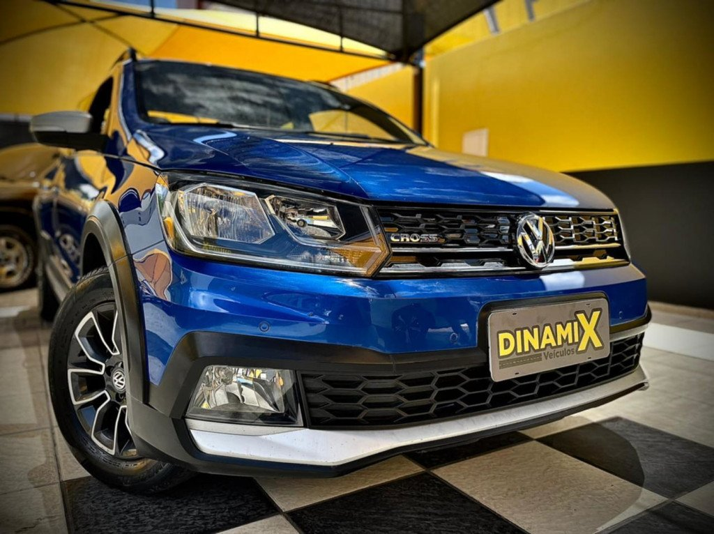 Volkswagen Saveiro Cross 1.6 2017