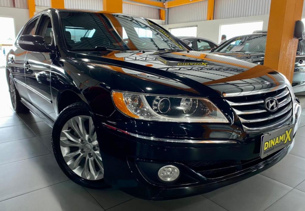 Hyundai Azera Gls 3.3 2011