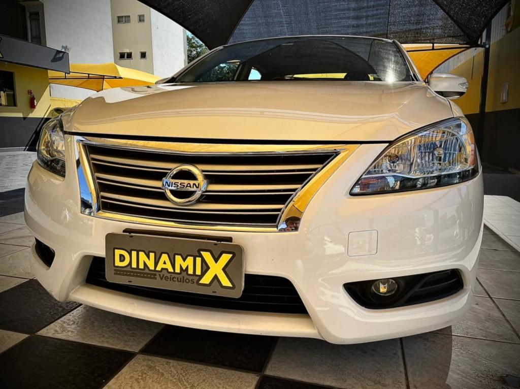 Imagem do veículo Nissan Sentra Sl 2.0 2014