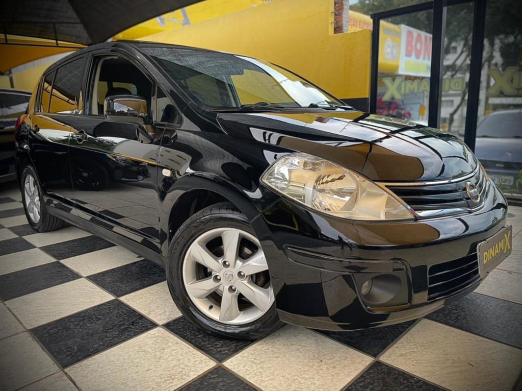 Nissan Tiida Sl 1.8 2010