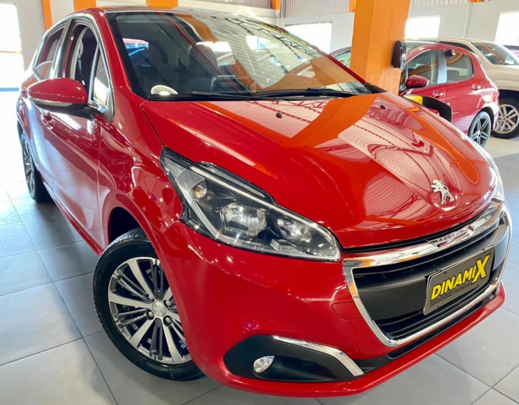 Peugeot 208 Griffe 1.6 2019