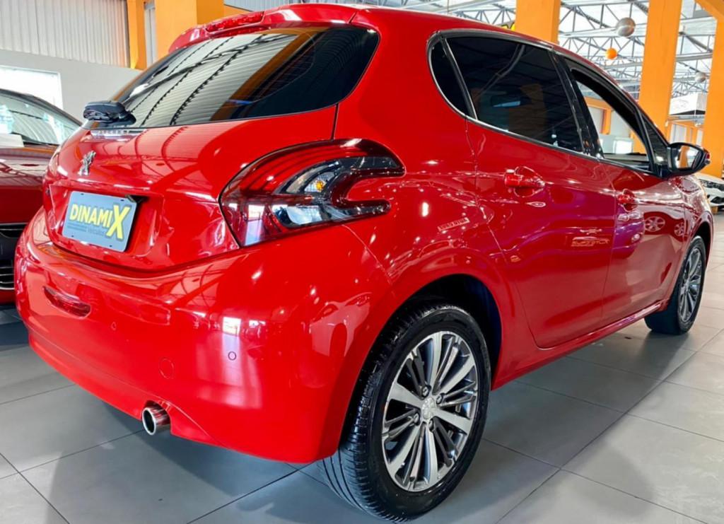 Imagem do veículo Peugeot 208 Griffe 1.6 2019