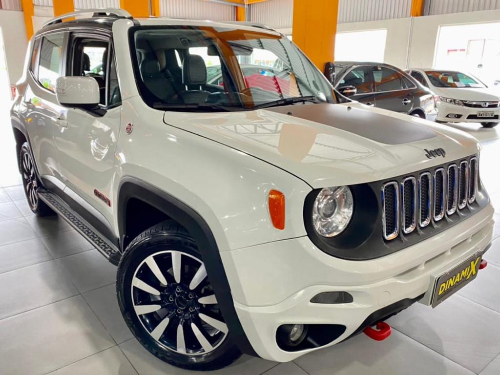 Jeep Renegade Trailhawk 2.0 4x4 2017