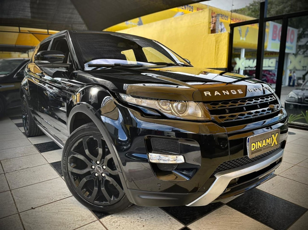 Land Rover Evoque Dynamic 2.0 1012