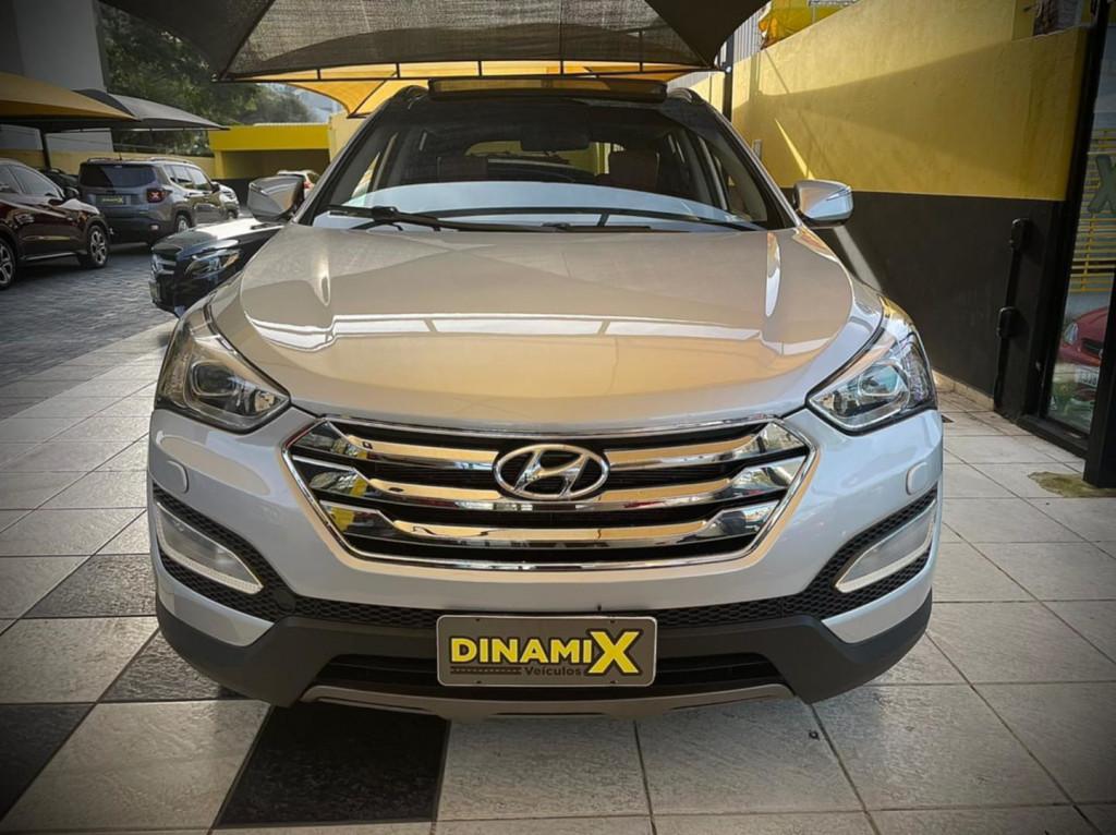 Hyundai Santa Fe Gls 3.3 7 Lugares 4x4 2014