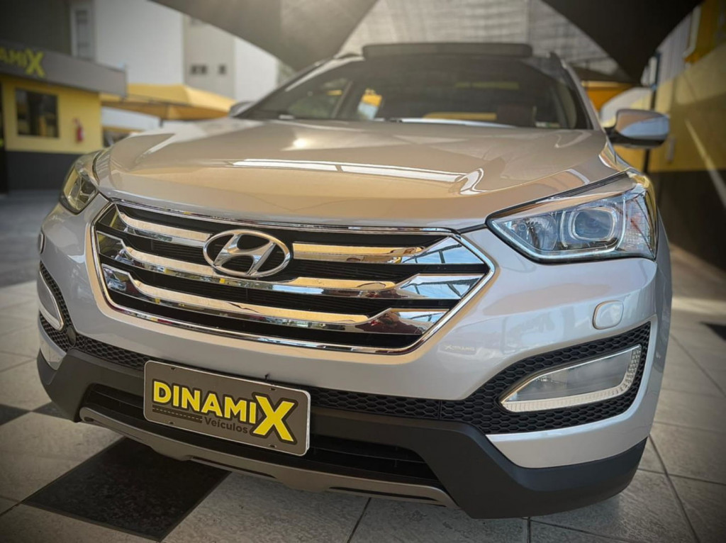 Imagem do veículo Hyundai Santa Fe Gls 3.3 7 Lugares 4x4 2014