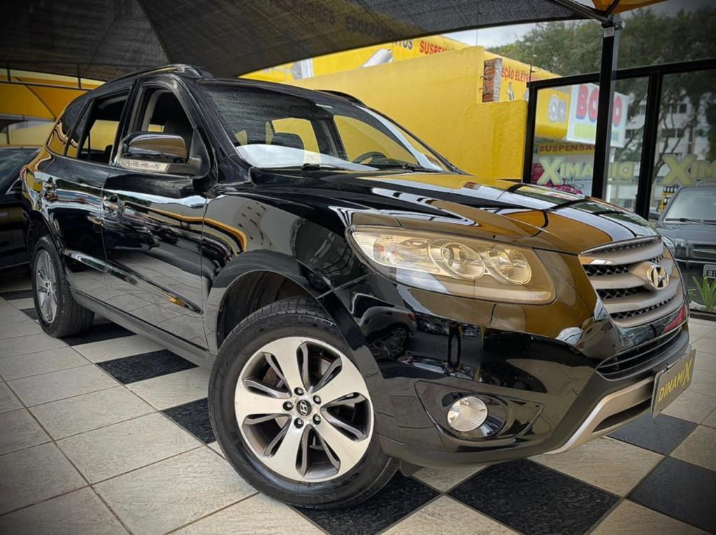 Hyundai Santa Fe Gls 3.5 2012