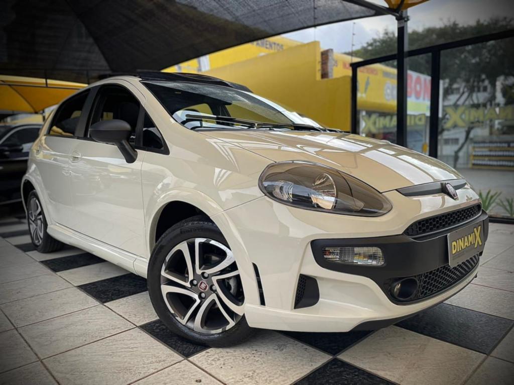 Fiat Punto Blackmotin 1.8 2016