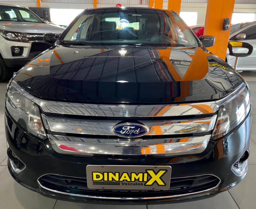 Ford Fusion Sel 3.0 V6 Awd 2011