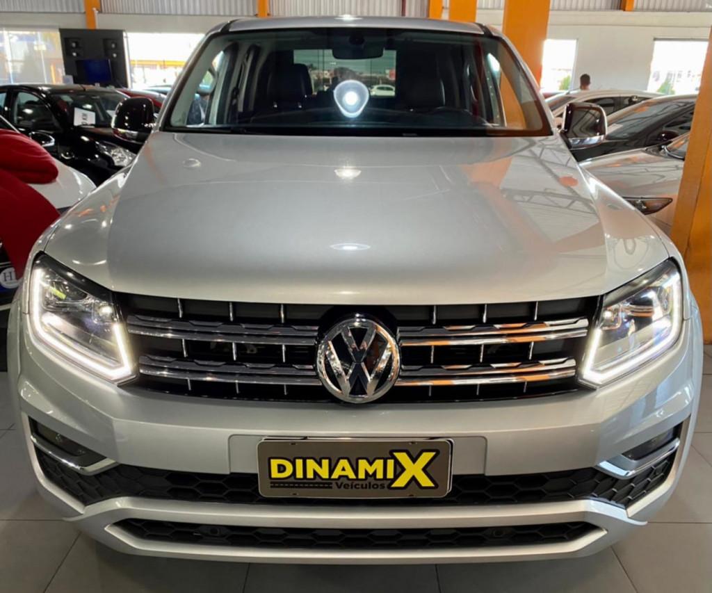 Imagem do veículo Volkswagen Amarok Highline 2.0 4x4 At Cd 2018