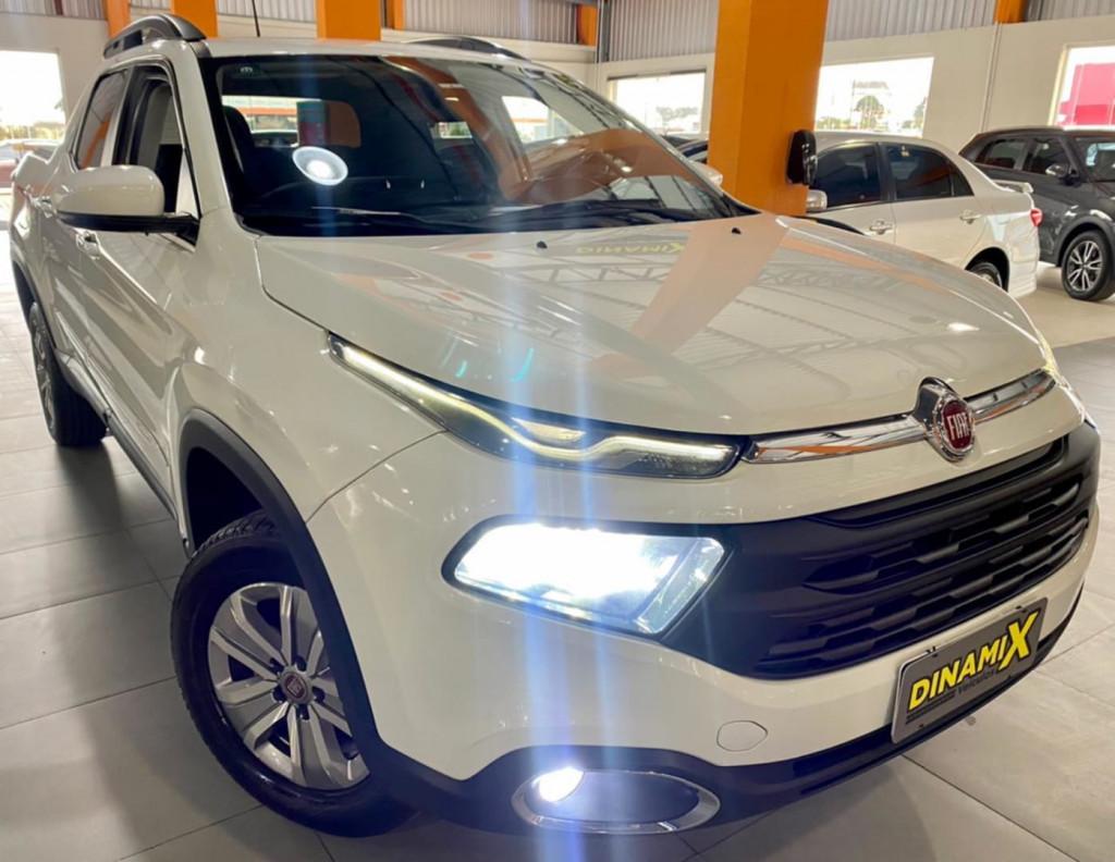 Fiat Toro Freedom 1.8 At 4x2 2019