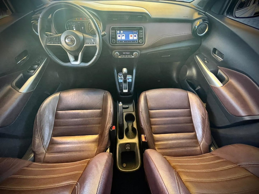 Imagem do veículo Nissan Kicks Sl Cvt 1.6 2018