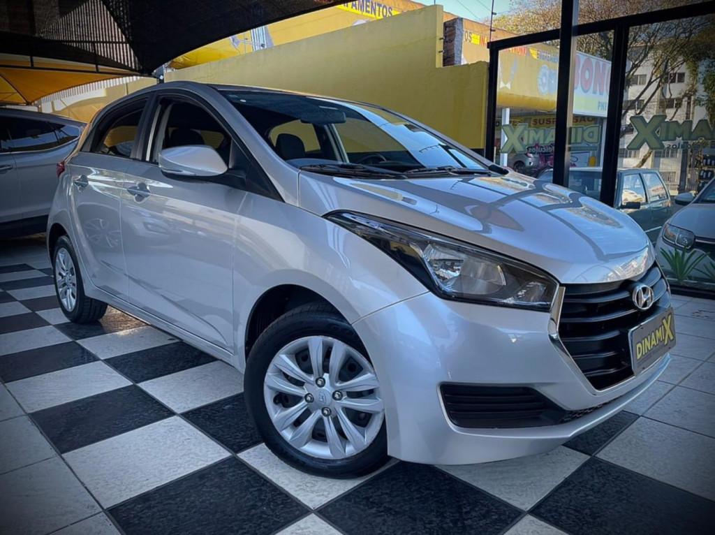 Hyundai Hb20 Comfort 1.6 2017