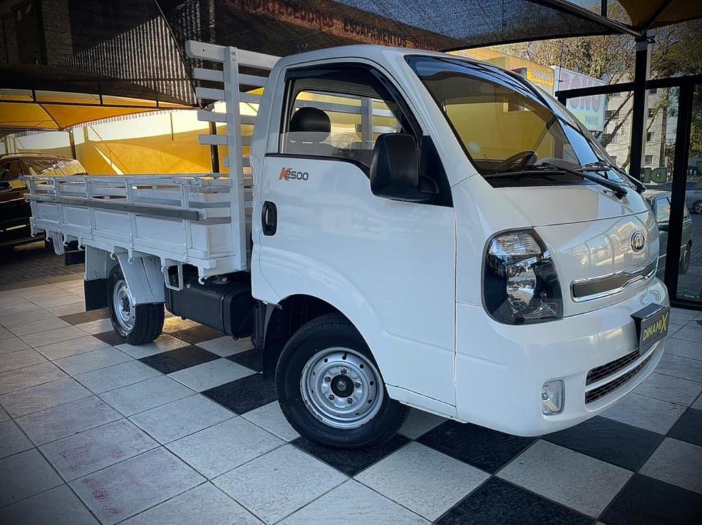 Kia Bongo K2500 2.5 Turbo 2014
