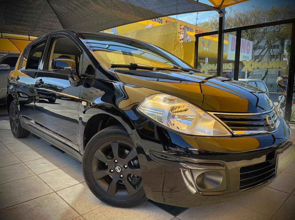 Nissan Tiida S 1.8 2011 Unico Dono!