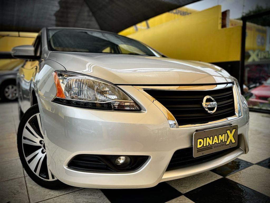 Nissan Sentra 20sl Cvt