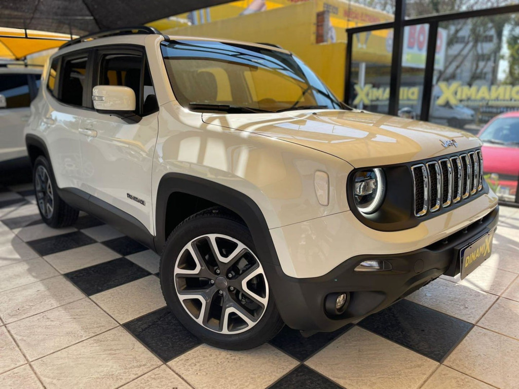 Jeep Renegade Longitude 1.8 At 2020