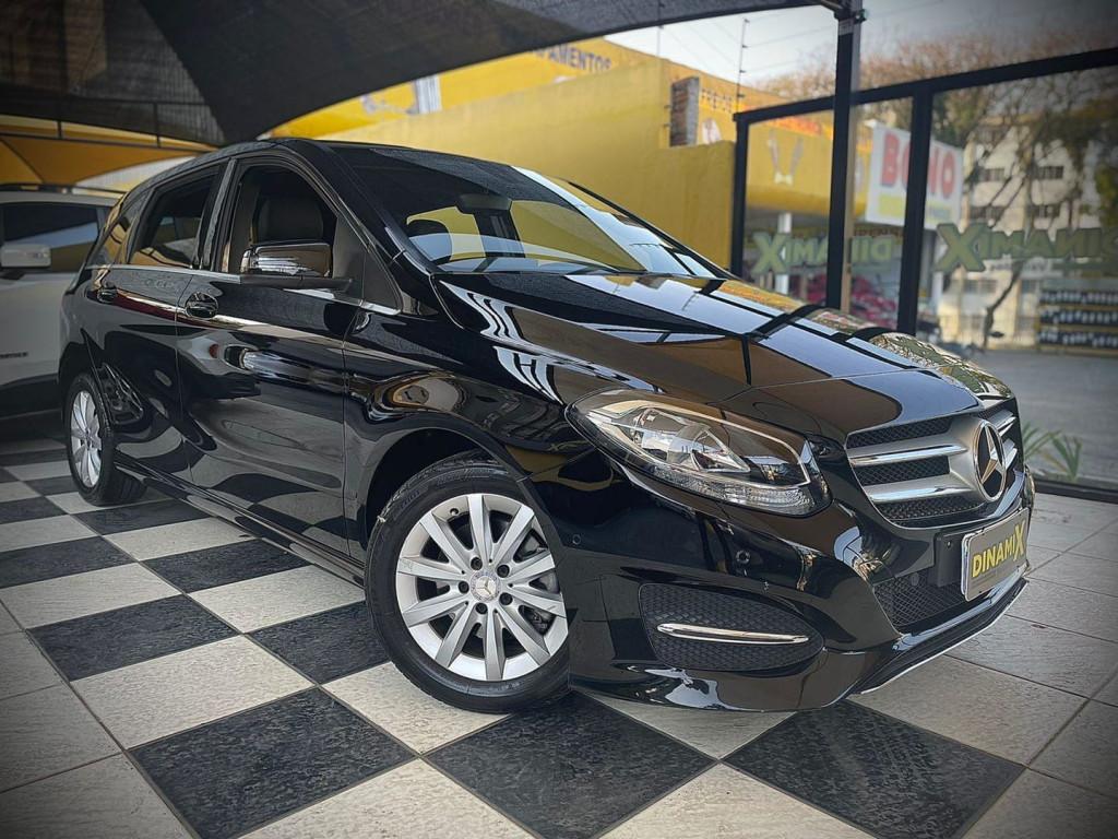Mercedes Benz B200 1.6 Turbo 2016