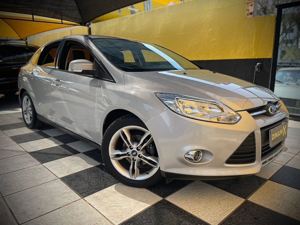 Ford Focus Se 2.0 At 2015
