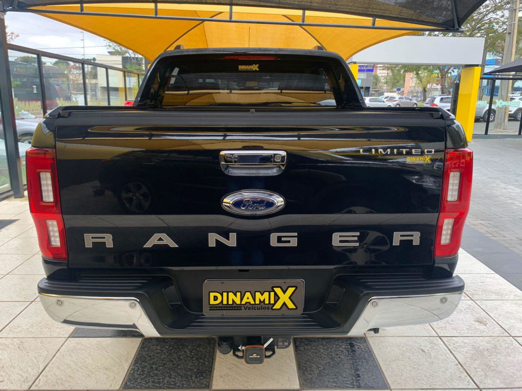 Imagem do veículo Ford Ranger Limited 3.2 Turbo 4x4 At Cd 2019