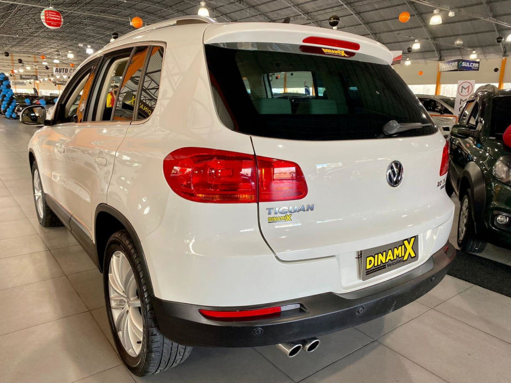 Imagem do veículo Volkswagen Tiguan 2.0 Tsi 2013