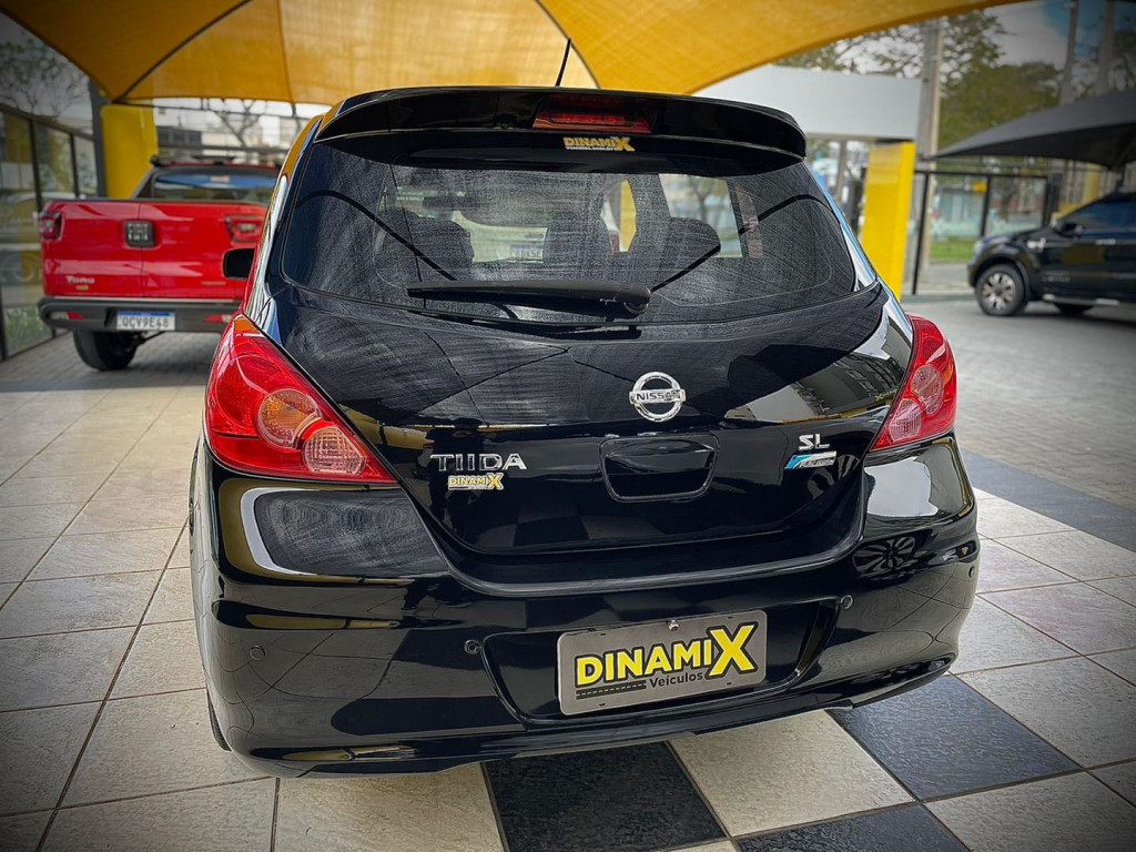 Imagem do veículo Nissan Tiida 1.8 2013
