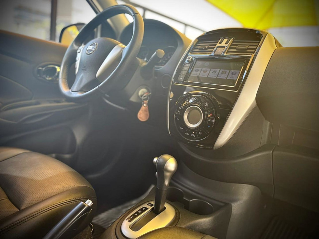 Imagem do veículo Nissan Versa Sl 1.6 At 2019