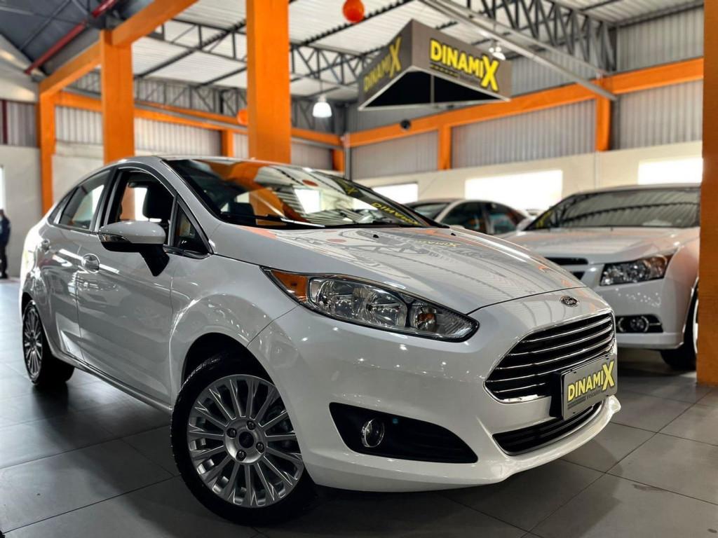 Ford Fiesta Titanium Plus 1.6 2016