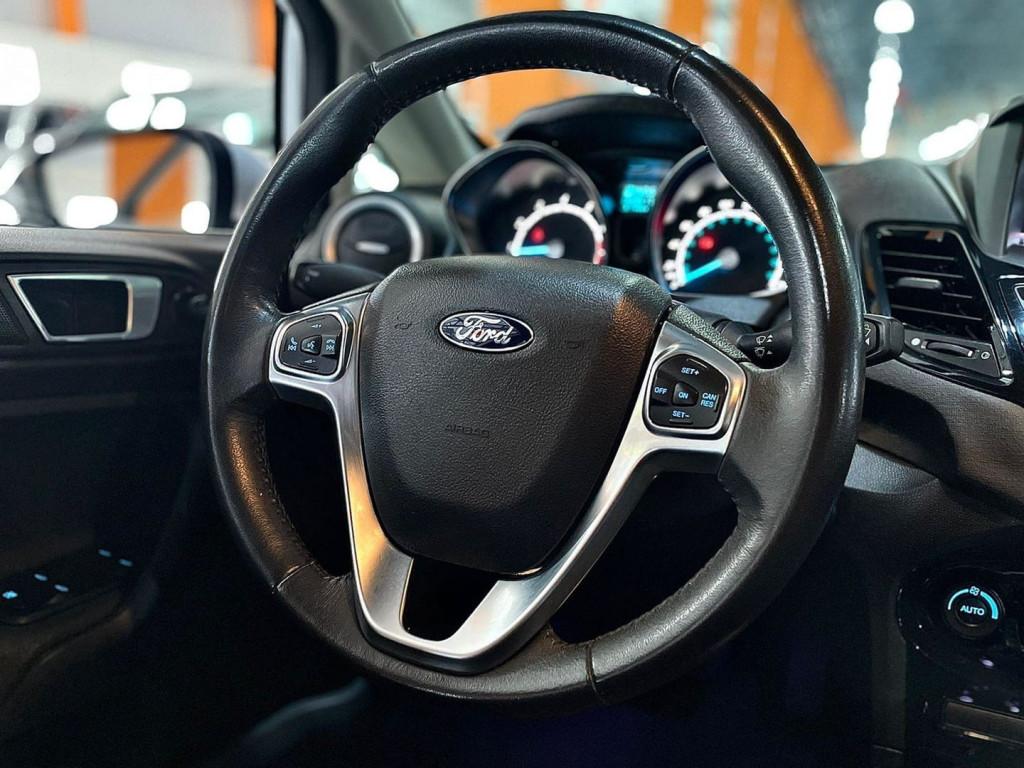 Imagem do veículo Ford Fiesta Titanium Plus 1.6 2016